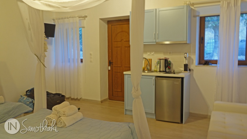 Book Kalisti Apartments Samothraki